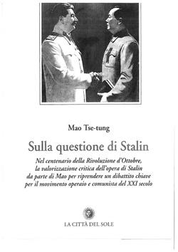 Mao sulla questione di Stalin