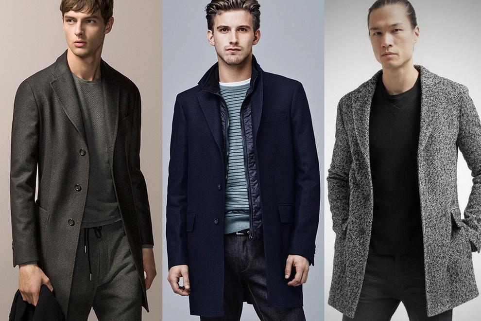 мода весна 2016 верхняя одежда  мужская
