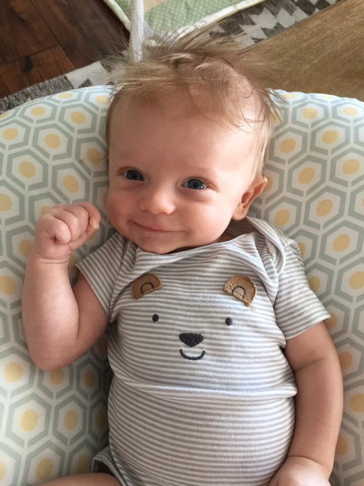 Dylan, the littlest Little