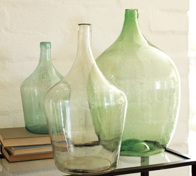 Copy Cat Chic Pottery Barn Found Oversized Wine Bottle