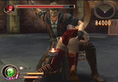 God Hand game screenshots