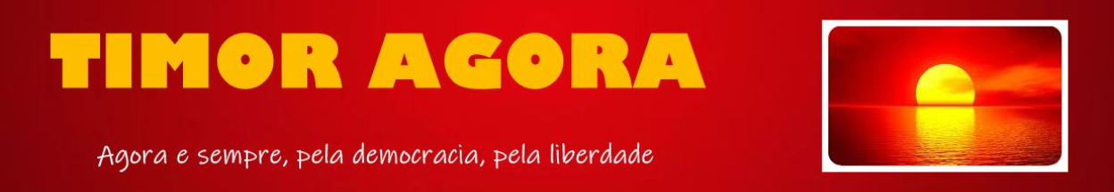 - TIMOR AGORA