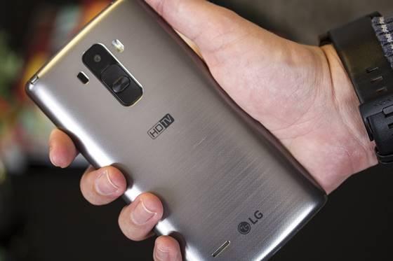 A duração da bateria é um dos aspectos que mais surpreendente no LG G4 Stylus