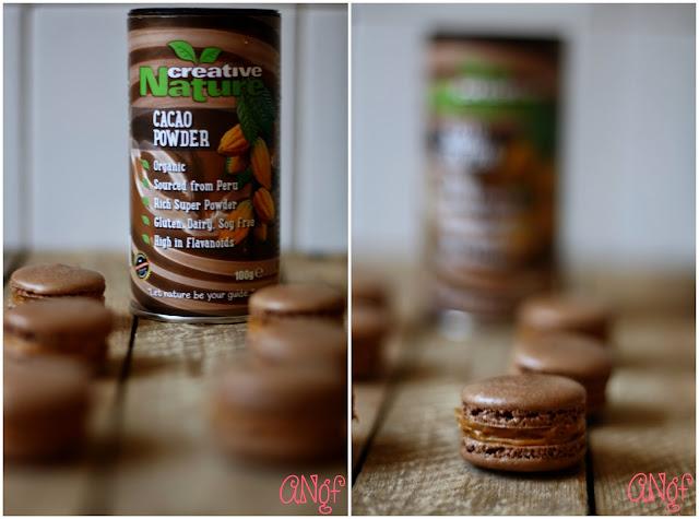 Creative Nature's organic cacao powder from Anyonita-nibbles.co.uk