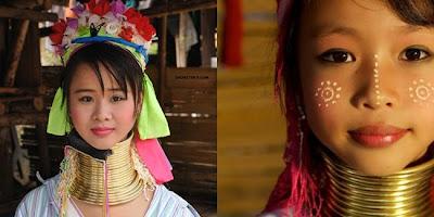 4 Standar Kecantikan Teraneh Di Dunia [ www.BlogApaAja.com ]