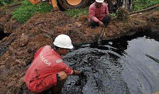 Proses terbentuknya minyak bumi secara singkat