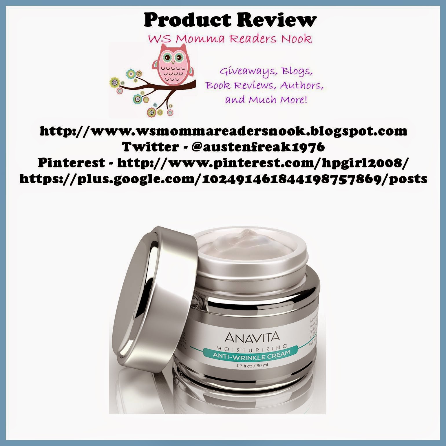 http://www.amazon.com/moisturizing-anti-wrinkle-cream-your/dp/b00ksja7he