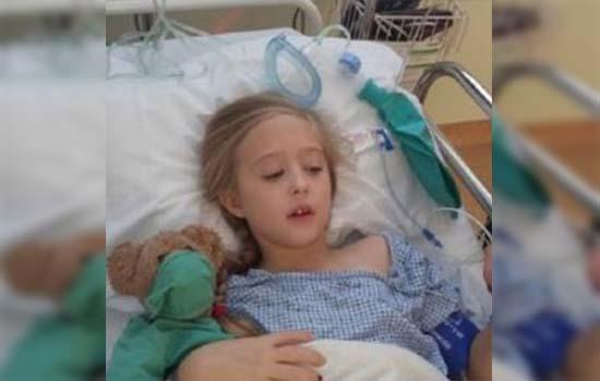 Budak Perempuan Umur 8 Tahun Diserang Kanser Payudara