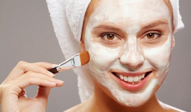 Mascarilla para la cara elimina manchas en la piel