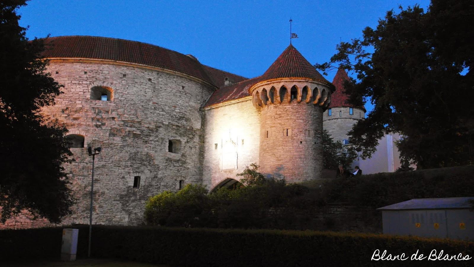 Tallinna iltahämyssä - www.blancdeblancs.fi