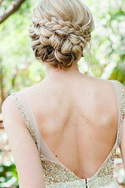 Fabulosos peinados de novias | Colección primaveral