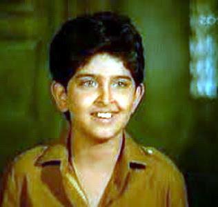 I am Fake Beliebers: Hrithik Roshan Childhood Photos