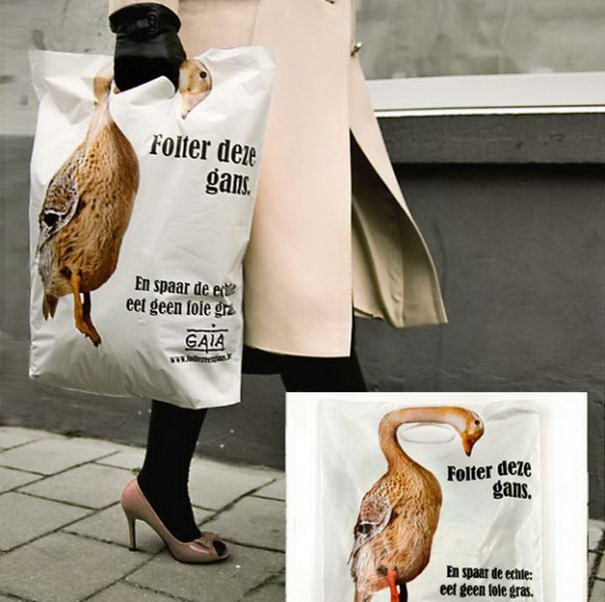 Top10 Creative Shopping Bags