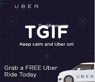UberTaxi - 2 Rides worth Rs. 250 Each for Free