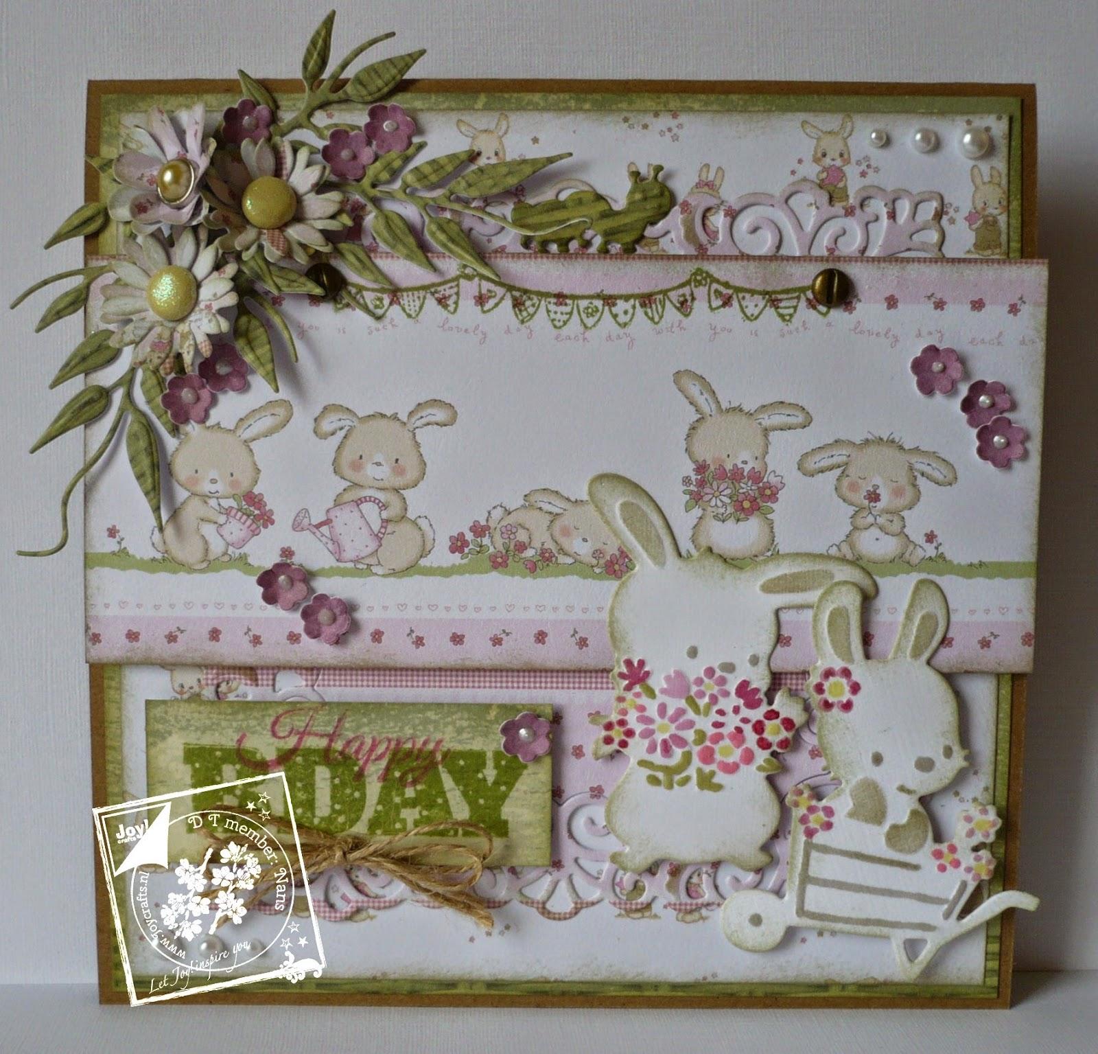 Joy!crafts: happy bday...