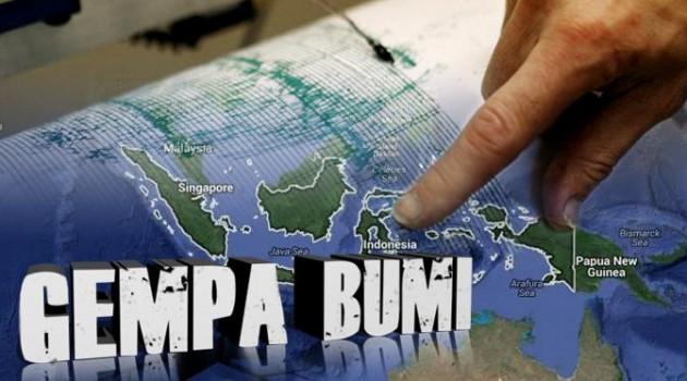 Maluku Tenggara diguncang gempa 6 skala richter