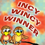 Incy Wincy Challenge