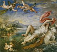 Rubens, P. Pablo 1628 o 1629  (copia de Tiziano) Museo Nacional del Prado