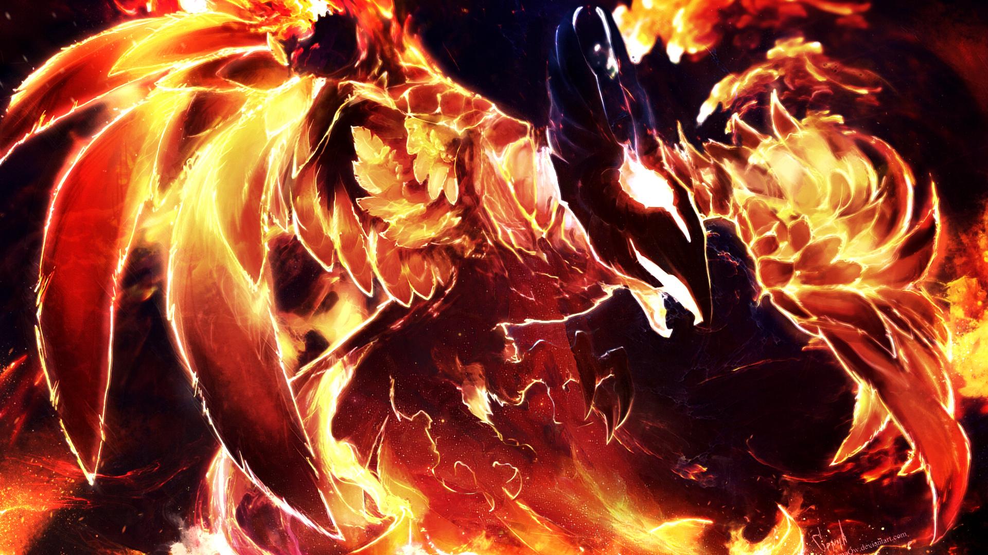 phoenix wallpaper hd - photo #9