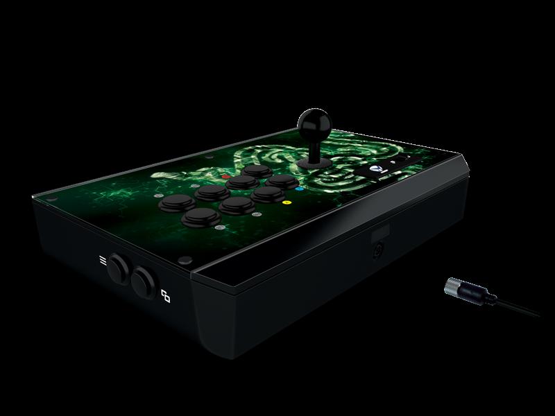 O lançamento do controle Atrox para Xbox One no Brasil está previsto para setembro deste ano