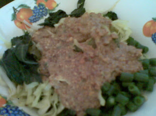 Resep Masakan Pecel Sayur