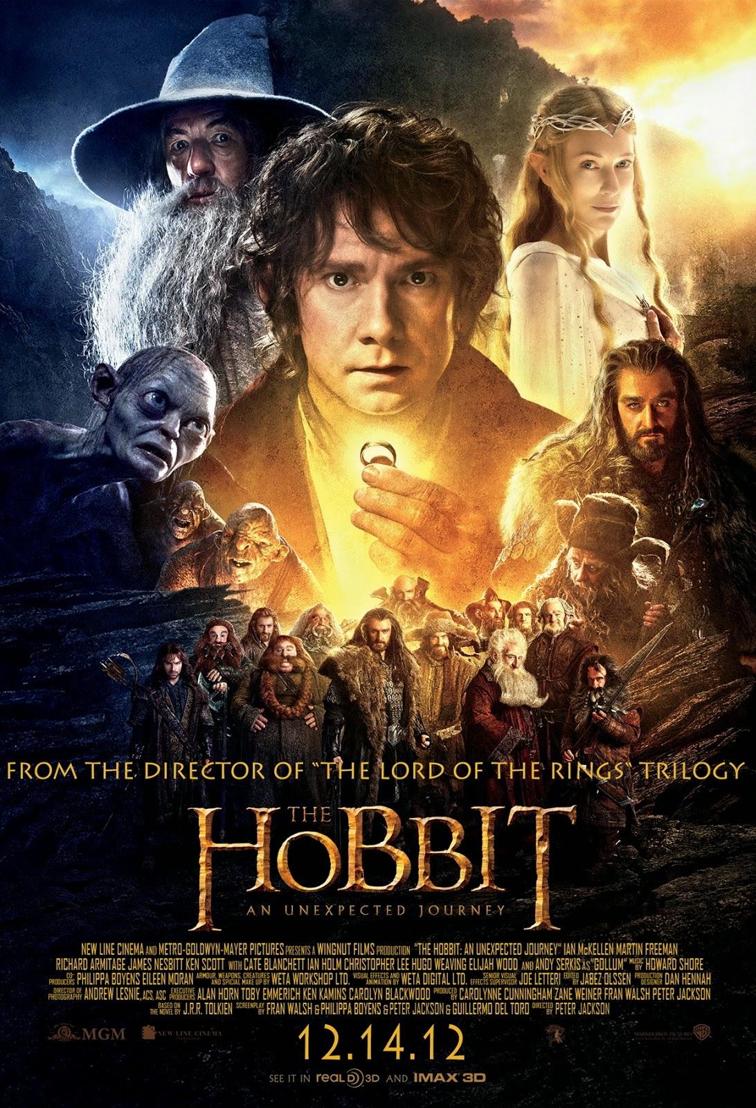 THE HOBBIT AN UNEXPECTED JOURNEY เดอะฮอบบิท การผจญภัยสุดคาดคิด  2012 FULL HD master มาสเตอร์ พากย์ไทย