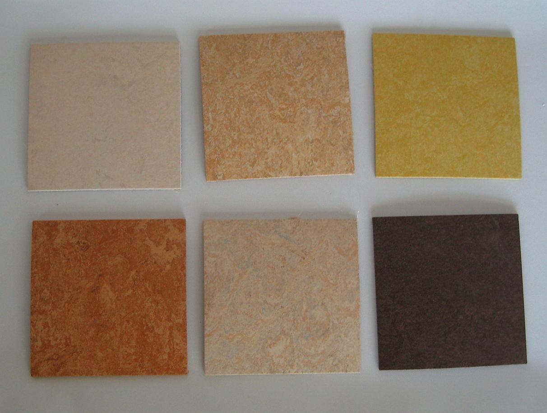 Kitchen Floor Samples Have Arrived