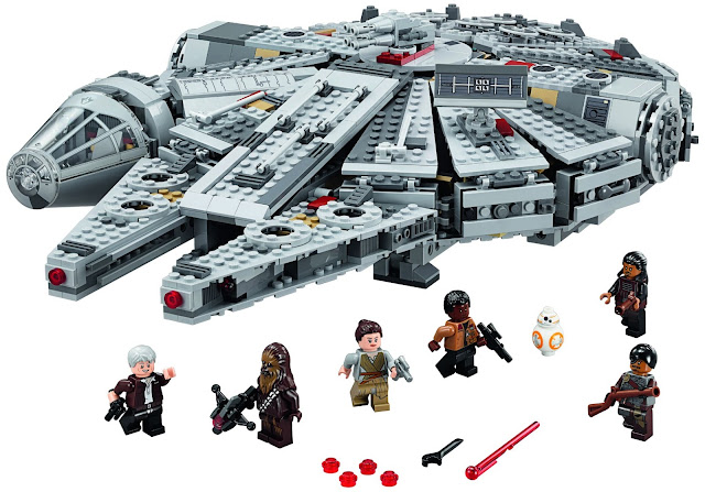 Star Wars The Force Awakens, #ForceFriday, LEGO Star Wars 2015