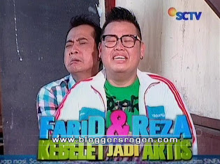 Farid & Reza Kebelet Jadi Artis FTV SCTV