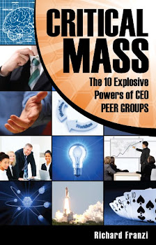CRITICAL MASS: The 10 Explosive Powers of CEO Peer Groups