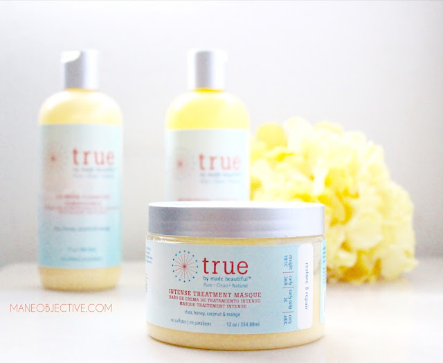true by made beautiful Intense Treatment Masque Review