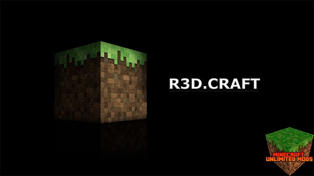 R3D Craft Texture Pack barro