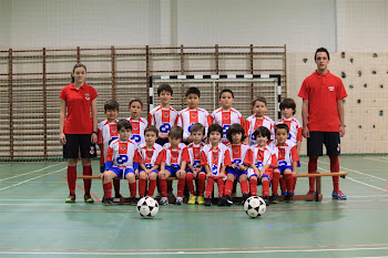 Escolinhas Futsal 2012/2013