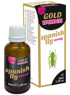 APHRODISIAQUE - SPANISH FLY FEMME GOLD STRONG - STIMULANT SEXUEL - 30ml
