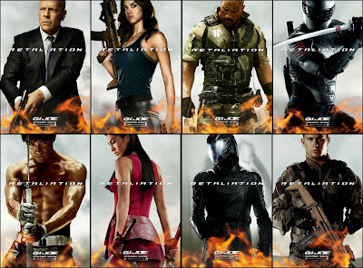 Joe G.I. Joe 2: Retaliação Torrent DVDRip   Dual Audio (2013)