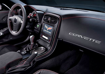 2012 Chevrolet Corvette Z06 Centennial Edition