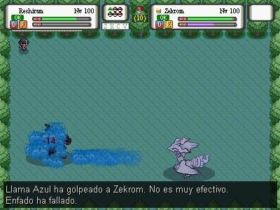 Pok mon reloaded espa ol mega identi for Gimnasio 8 pokemon reloaded
