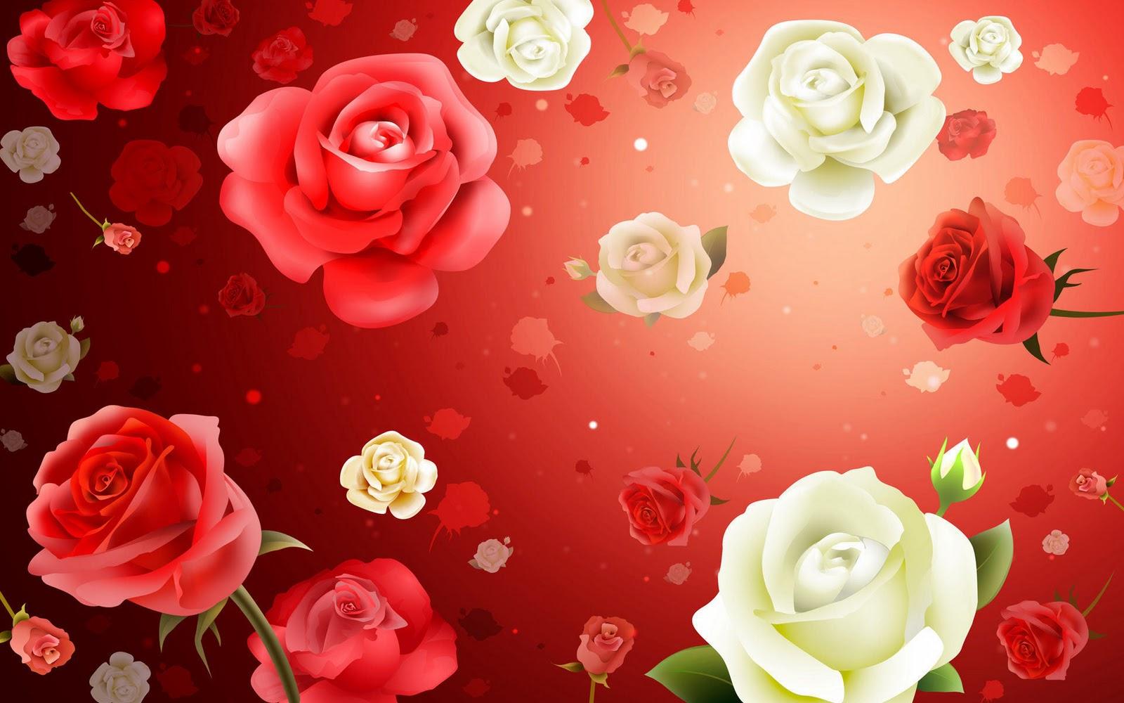 Colorful Rose Wallpapers Fantastic Colorful Rose Pics  HD