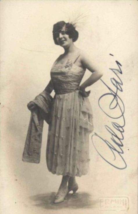 POLISH SOPRANO ADA SARI (1886-1968) CD