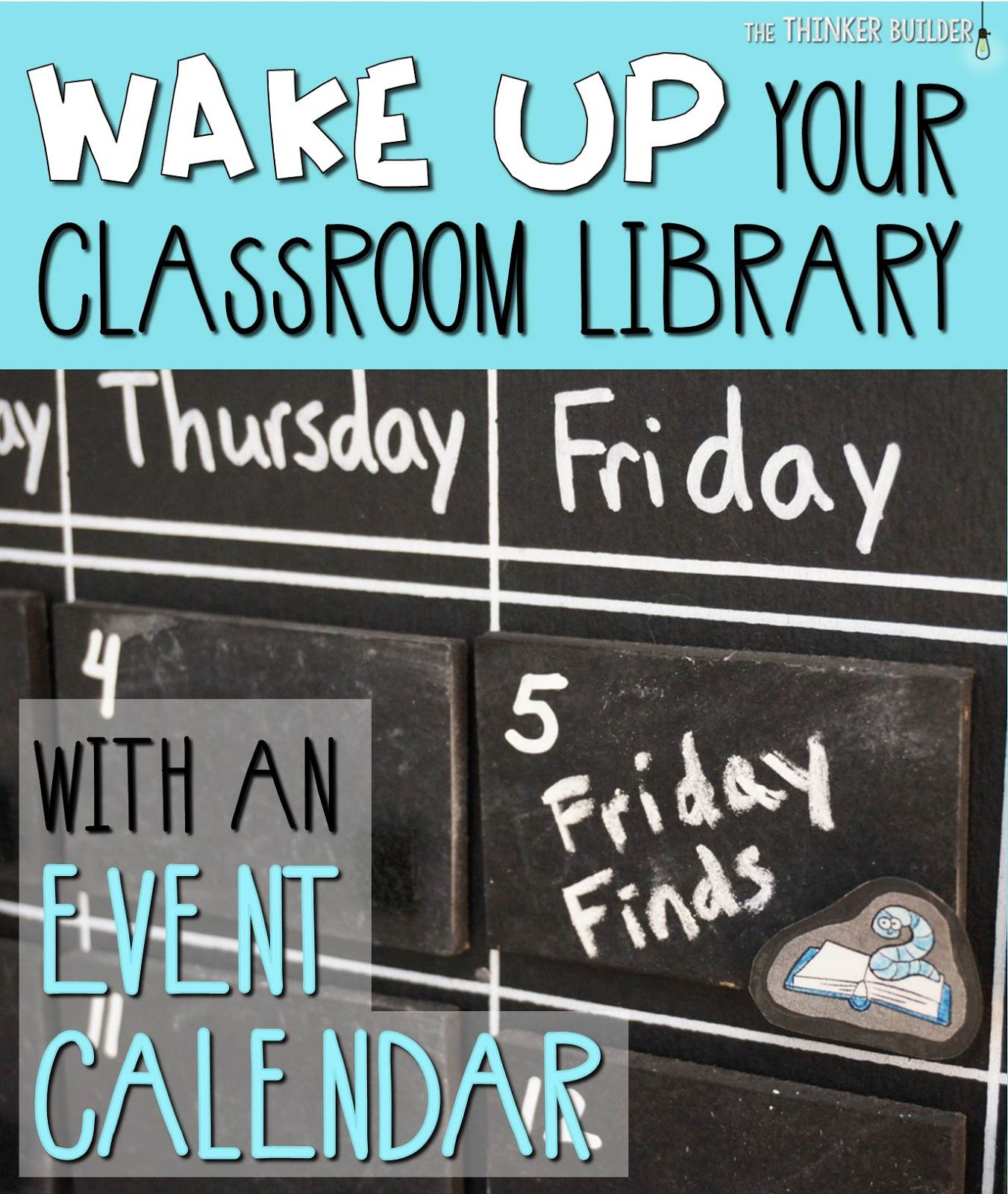 WAKE UP Your Classroom Library! | Who\'s Who and Who\'s New | Bloglovin\'