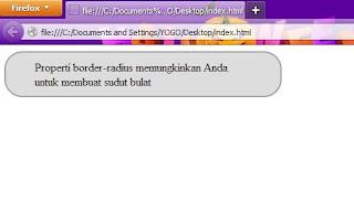 Belajar Border Radius di CSS