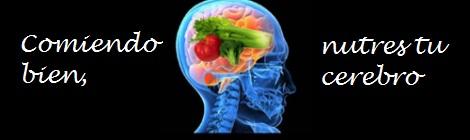La dieta debe ser variada y completa para alimentar el cerebro
