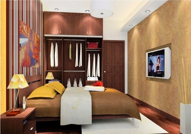 wall color for bedroom combinations
