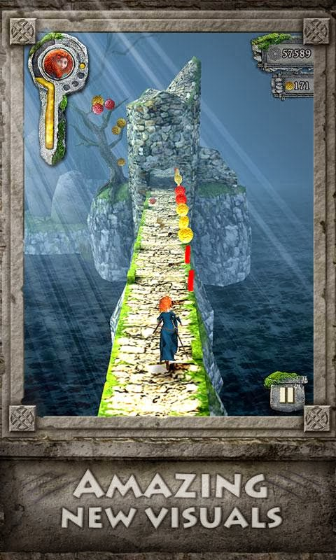 Temple Run Brave v1.5 for android.apk