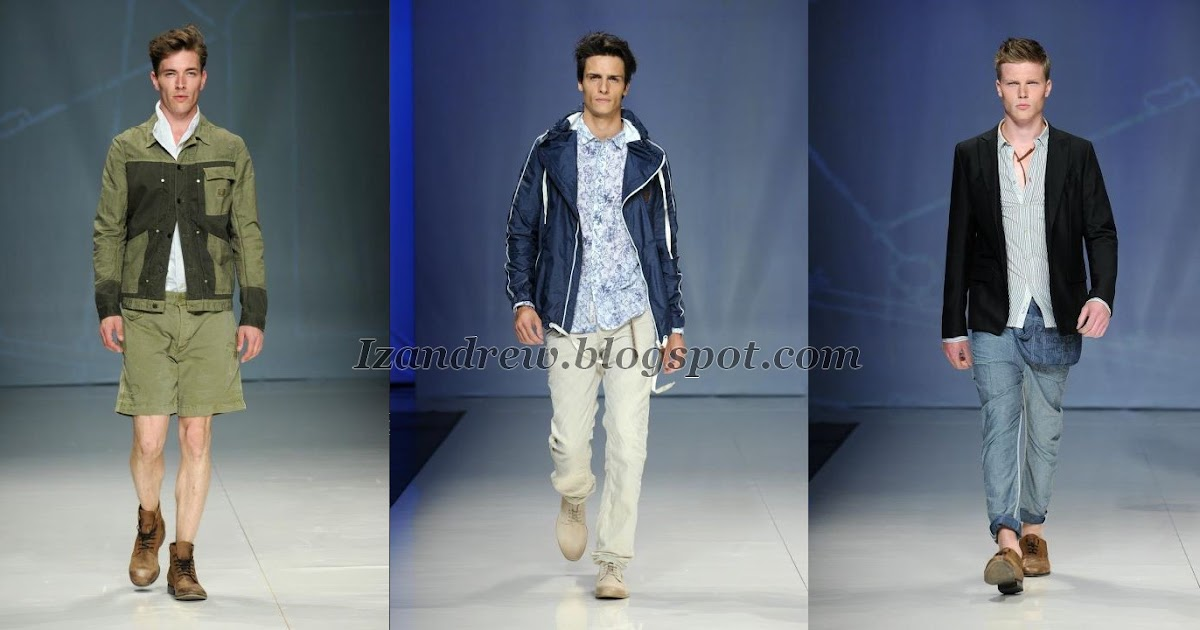 Diesel Black-Gold Men's Spring/Summer 2012 Collection