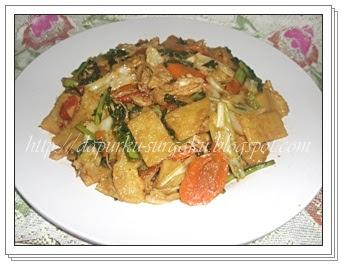 Cap Cay Goreng, Cap Jae Goreng, Cap Jay Goreng, olahan Ayam, Olahan Sayuran