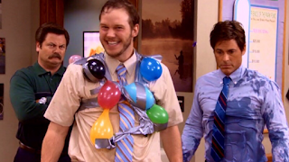 Parks and Recreation Hilarious Prank