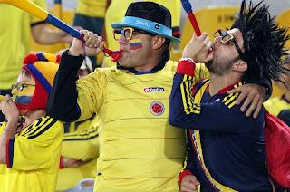 Precios boletería Colombia Vs Argentina y Venezuela