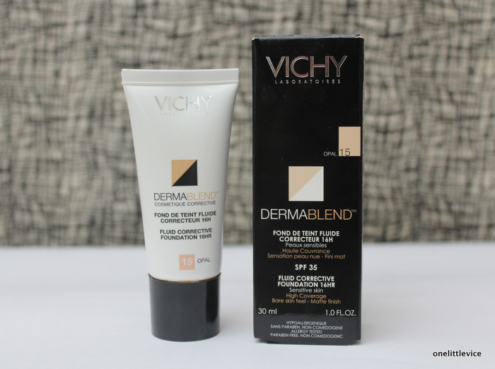 high full coverage foundation lightweight spf long lasting: one little vice beauty blog
