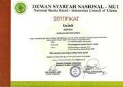 Sertifikat Bisnis Syariah